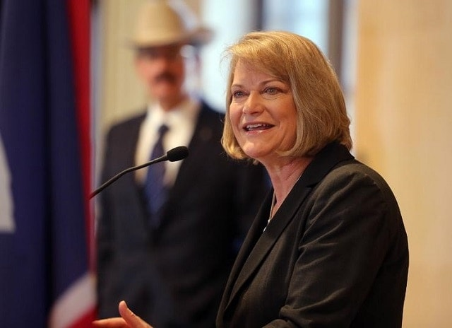 Wyoming Representative Cynthia M. Lummis has reintroduced legislation to allow curio and relic firearms of U.S. origin to be reimported to the country from overseas without State Department approval. (Photo: Micheal Smith/Wyoming Tribune Eagle)