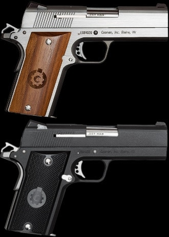 Last chance to order a Coonan Compact  357 Magnum 1911