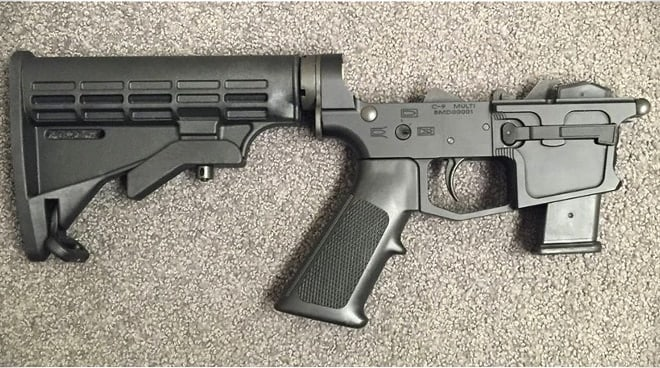 New Frontier Armory teasing 9mm Glock mag AR lower - Guns com