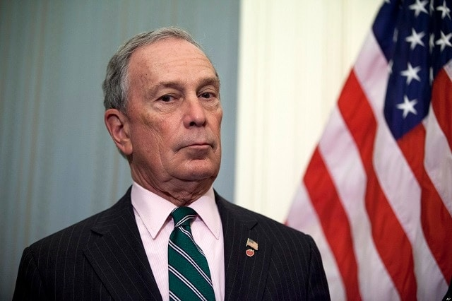 Media reports have former Mayor Michael Bloomberg being courted by Democrat leaders to run as an alternative to Hillary Clinton for that party's nomination for president. (Photo: AP/Evan Vucci)