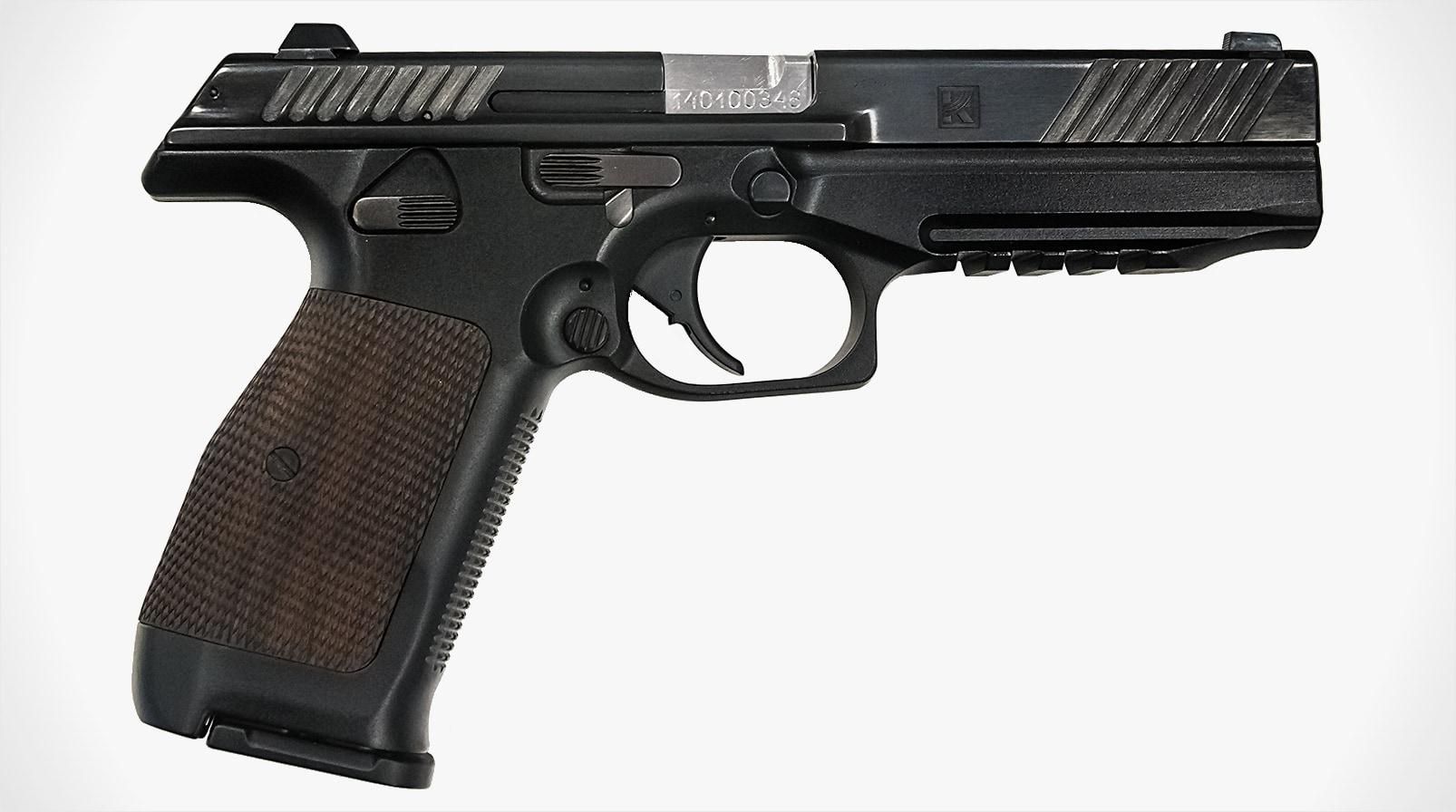 pistolet lebedeva-14 kalashnikov concern pl-14 lebedev pistol