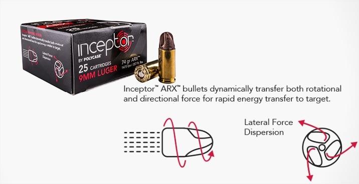 polycase arx bullets