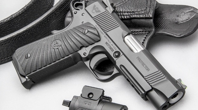 Wilson Combat's new, fully-featured Protector series