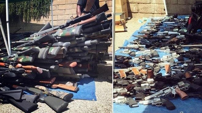 1200 guns