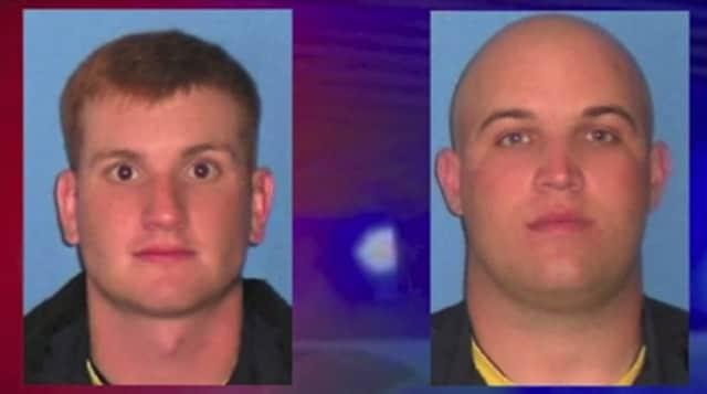 cops caught drag racing