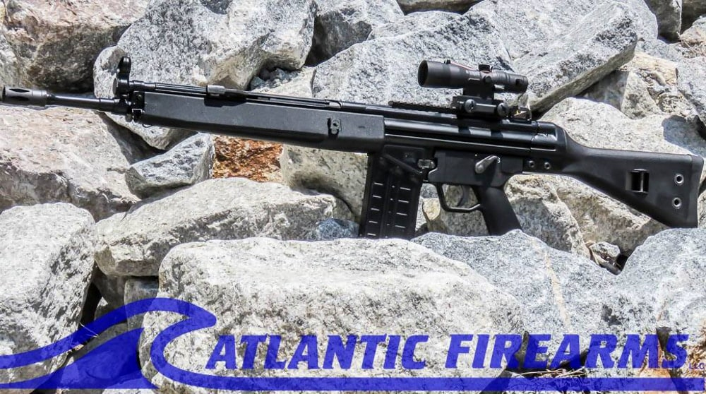 Atlantic's PTR Exclusive and Uzi Pro package