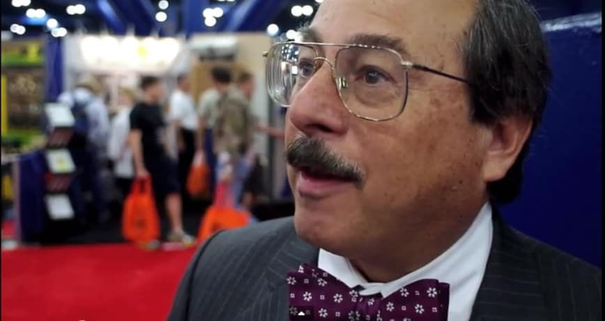 Alan Gottlieb, chairman of the Citizens for the Right to Keep and Bear Arms. (Photo: Guns.com)