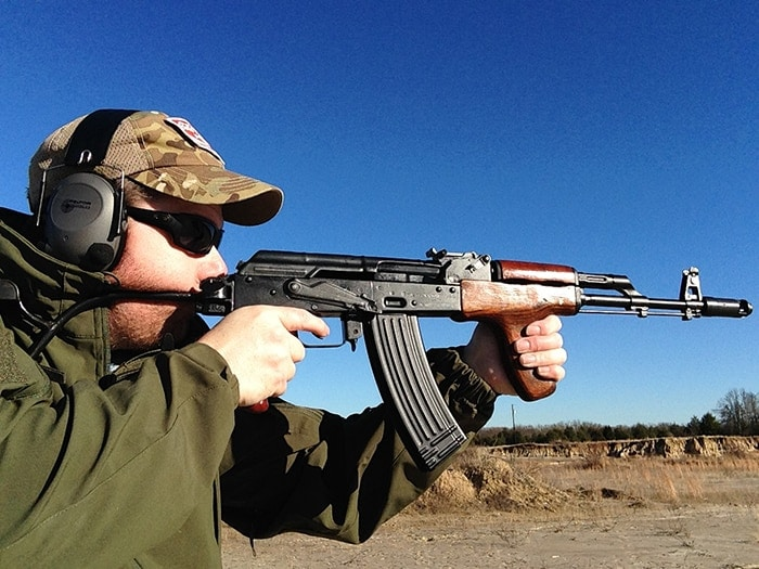 SAR-2 / AIMS-74 Clone: The other AK-74