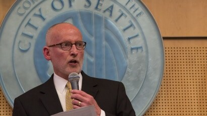 Seattle.City.Council.President.Tim.Burgess.gun.tax