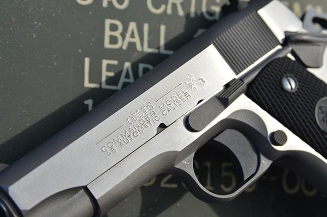 colt-commander-1911-handgun-9mm-slide