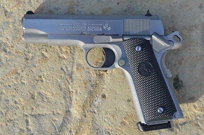 colt-commander-1911-pistol-profile