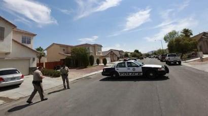 Las Vegas home invasion