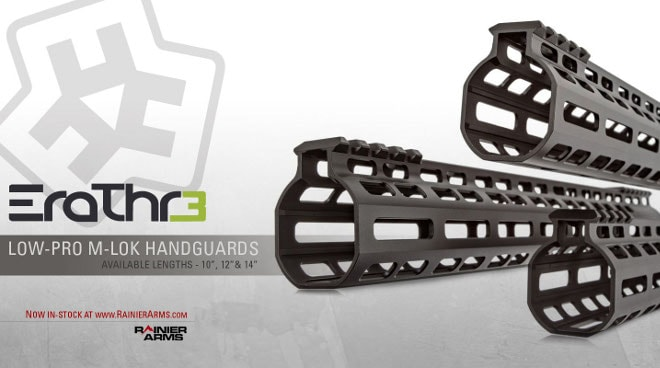 erathr3 e3h1 low profile handguard