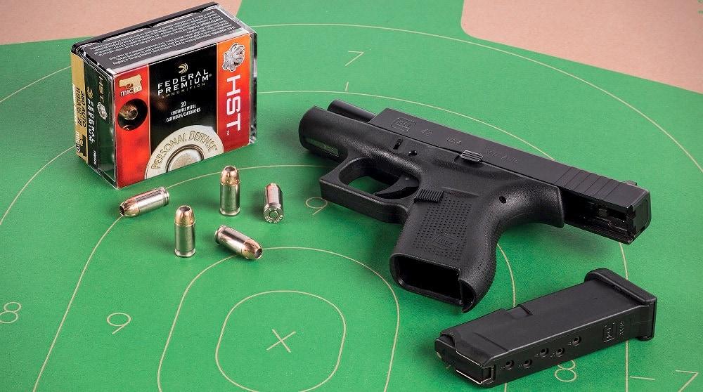 federal premium ammunition 380 acp hst