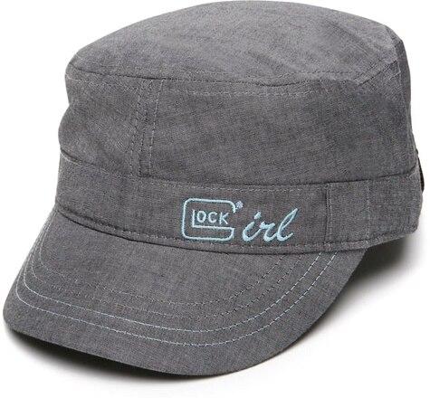 glock girl corporals hat