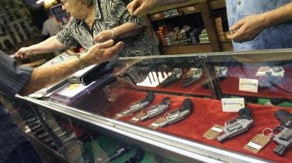 gun.sales.gun counter