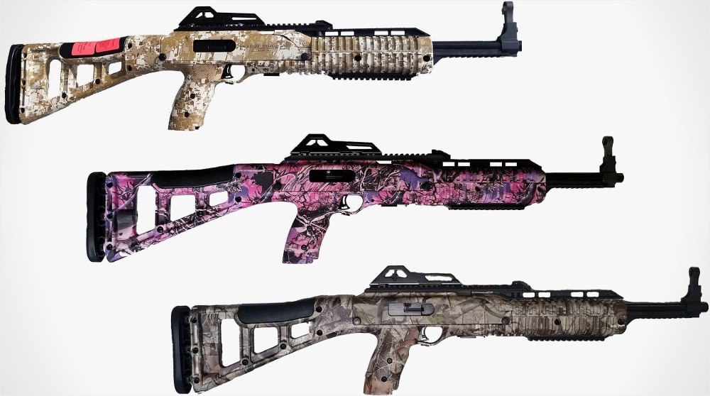 Hi-Point has new camo colors incoming