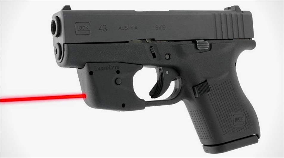 LaserLyte now offering Glock 42, 43 laser sight