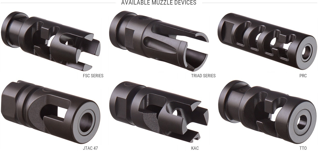 pws muzzle device giveaway