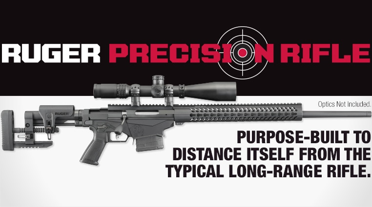 It's official: Meet the Ruger Precision...