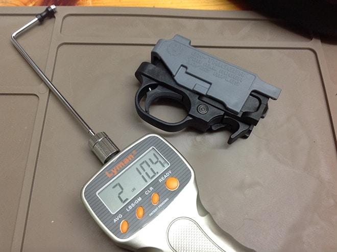 ruger bx measure