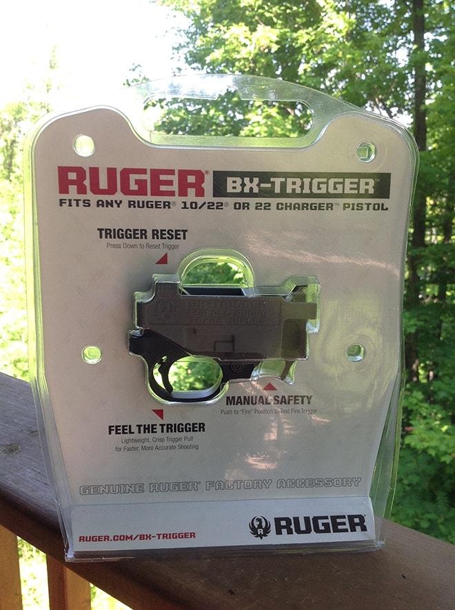 ruger bx trigger in box