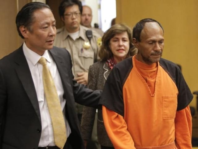 Juan Francisco Lopez-Sanchez contends he shot a 32-year-old woman on a San Francisco pier by accident with a found gun that has been tied to the U.S. Bureau of Land Management. (Photo: Michael Macor/Reuters)