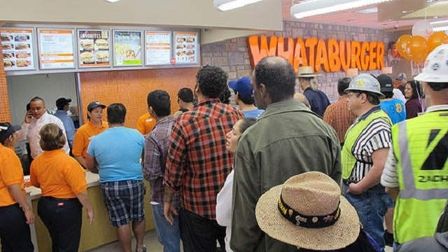 whataburger open carry