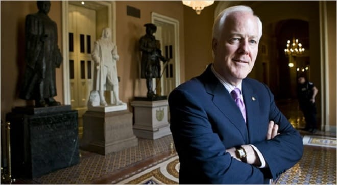 Cornyn background check bill