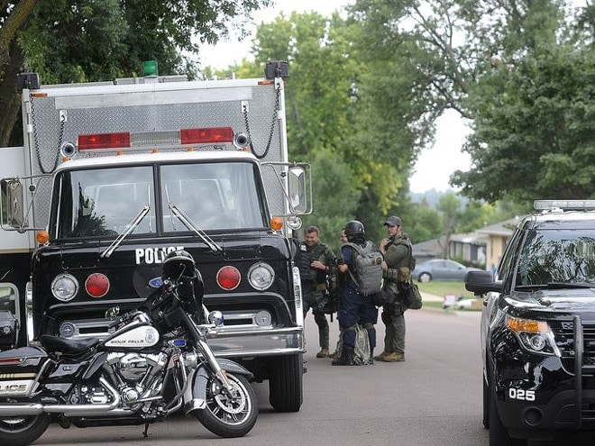 Sioux Falls manhunt