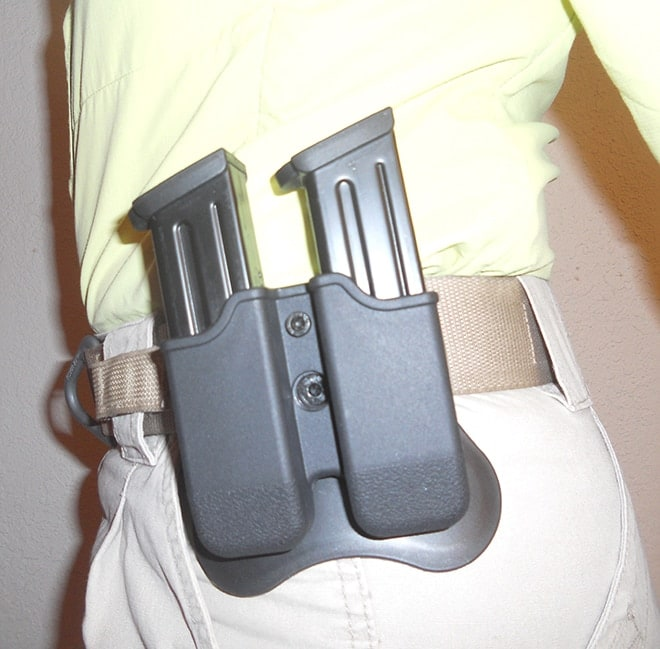 holster for vp9 mags