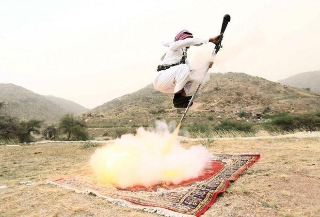 Jezail. rocketman