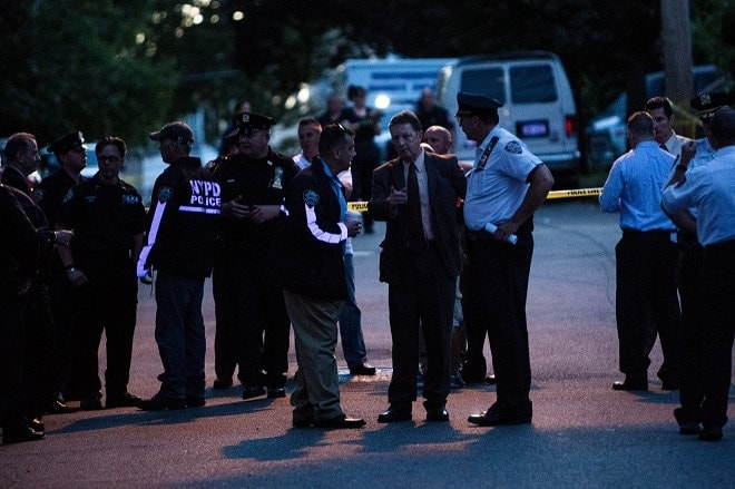 NYPD gun sting ends with bystander's death