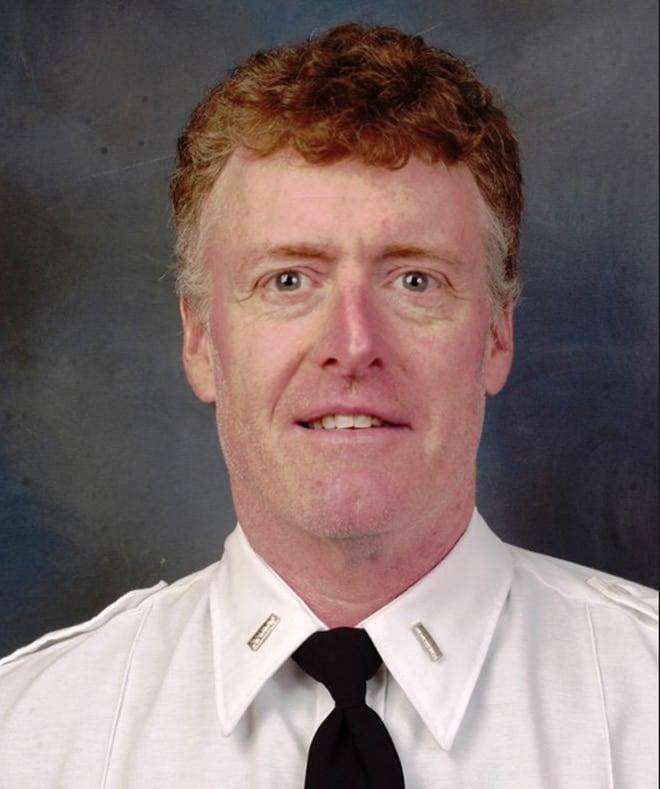 Lt. James S. Hayes