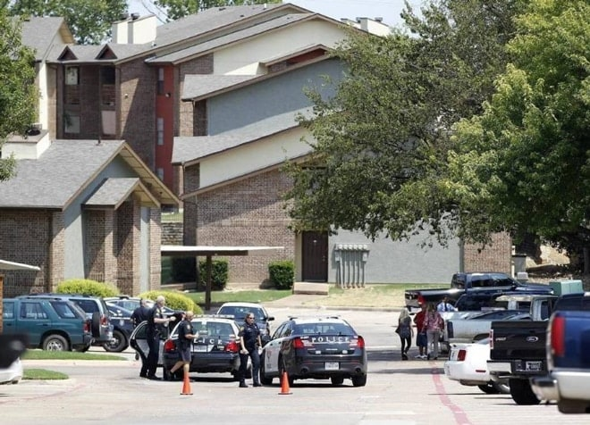 Fort Worth home invasion