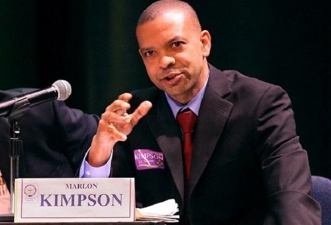 Sen. Marlon Kimpson post and courier