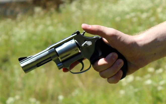 Smith-&-Wesson-M60-hammer-pull