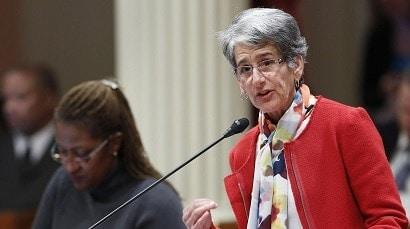 State Sen. Hannah-Beth Jackson cover