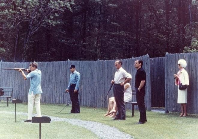 pres-jfk 1961 camp david