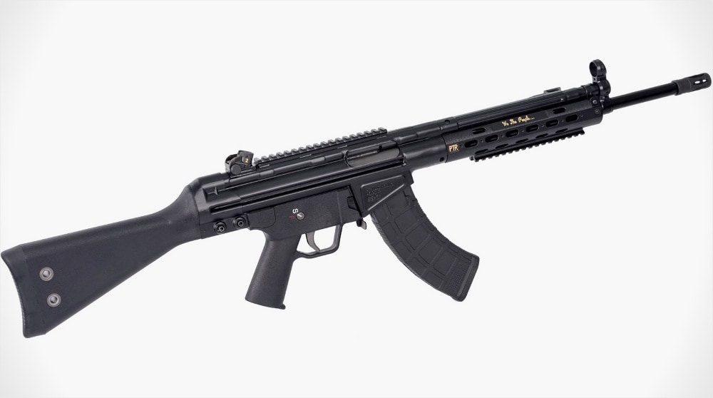 ptr 32 sccr second edition 7.62x39mm