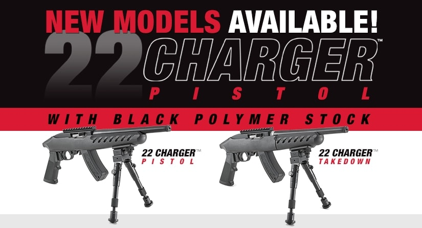 ruger charger takedown polymer stock