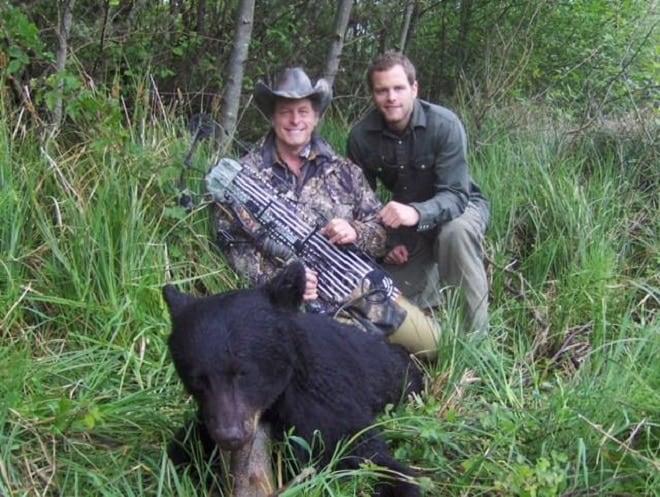 ted nugent facebook bear
