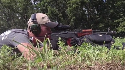 AK Operators Union tests accuracy on a $550 WASR-10