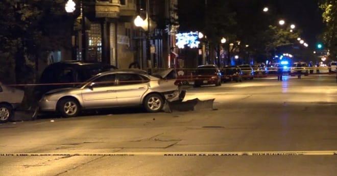 Chicago weekend shootings