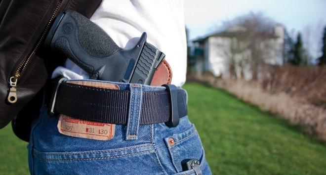 concealed carry in levis jeans