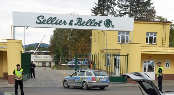 Explosion at Sellier & Bellot ammo plant in Czech Republic kills 3