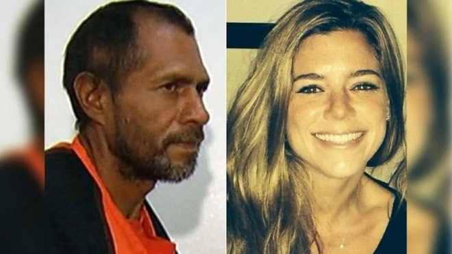 Juan Francisco Lopez-Sanchez has been held over to stand trial in the death of Kathryn Steinle, 32, after allegedly firing three rounds in a July indecent that left the woman dead. (Photos: AP composite)