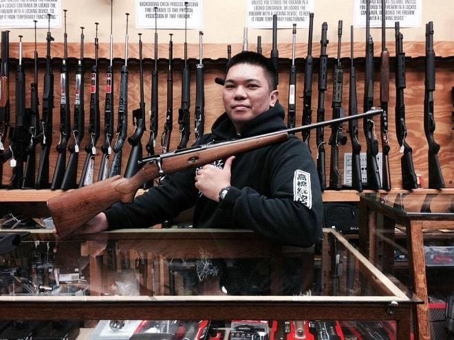 Last gun shop in San Francisco