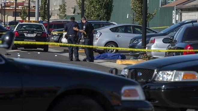 Sacramento college shooting