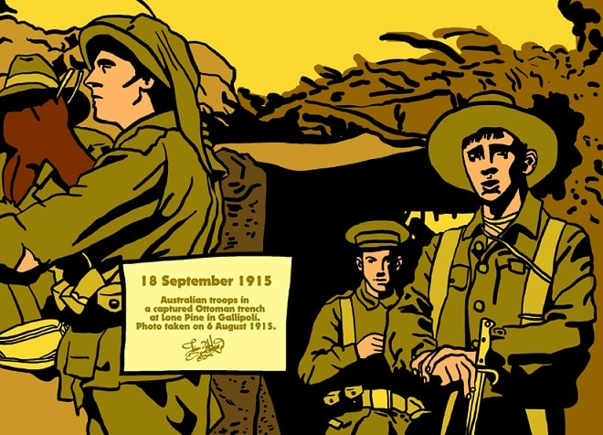 Revisit World War I's 100th anniversaries day by day (10 PHOTOS) (6)